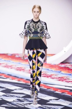 PETER PILOTTO SPRING 2013 LFW FashionDailyMag sel 2