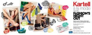 kartell FNO soho nyc on FashionDailyMag