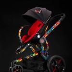 BRITTO QUINNY luxury stroller FashionDailyMag