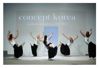 Concept Korea NYFW SS 2013 Martha Graham Dance Company fashiondailymag