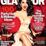 SELENA GOMEZ FEATURE glamour december cover