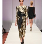 Jerri Moore SS 2013 Fashion Houston 2012 fashiondailymag look 5