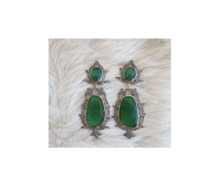 KATY PERRY wearing sorelina jewels nualah earrings FashionDailyMag