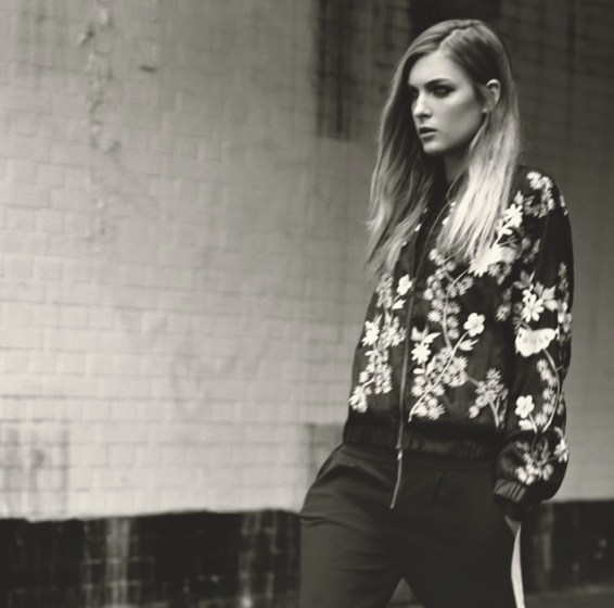 TopShop black and white   FashionDailyMag