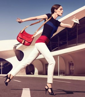 coco rocha longchamp campaign by salim guawloos | fashiondailymag sel 5