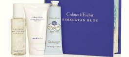 crabtree evelyn himalayan blue | FashionDailyMag gifts 2012
