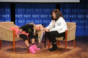 Betsey Johnson and Fern Mallis fashion icons 2