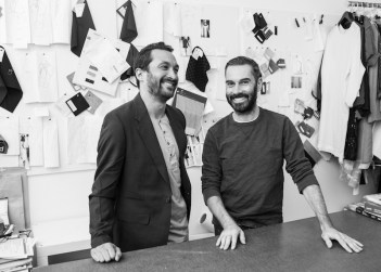 Ecco Domani Fashion Foundation 2013 Winners-TOME Headshot fashiondailymag