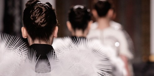 Iris van Herpen, Voltage fashiondailymag feature