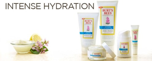 burts bees intense hydration
