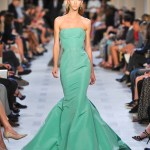 emerald green zacposen spring 2013 | FashionDailyMag green for the year
