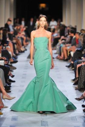 emerald green zacposen spring 2013 | FashionDailyMag green for the year