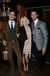 Tommy Hilfiger and Esquire Host a London Collections: Men Fashion Week Party at The Zetter Townhouse, London, Britain - 07 Jan 2013