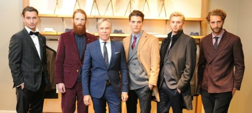 tommy hilfiger fw 2013 Tailored collection   FashionDailyMag