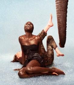 Edun Spring Summer 2013 Ad Campaign fashiondailymag 3