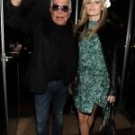 Roberto Cavalli;Georgia May Jagger feb 21 MFW   fashiondailymag