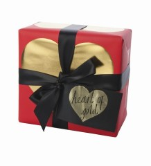 Heart of Gold Gift