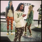 WILLY CARTIER DEGEN FALL 2013