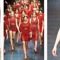 backstage beauty: Dolce&Gabbana fw13 + runway highlights