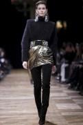 BALMAIN FW13 PFW FashionDailyMag sel gold 3