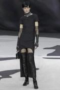 stella tennant Chanel Fall Winter 2013 fashiondailymag selects 1