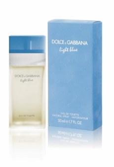 Dolce and Gabbana Light Blue fashiondailymag 2