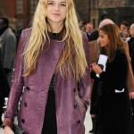 gabriella wilde Burberry aw12 | FashionDailyMag