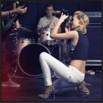 Georgia May Jagger Hudson Jeans SS13 fashiondailymag 4