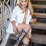 Kate Hudson talks glamour 2 | FashionDailyMag