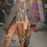 Vivienne Westwood Fall Winter 2013 fashiondailymag look 2