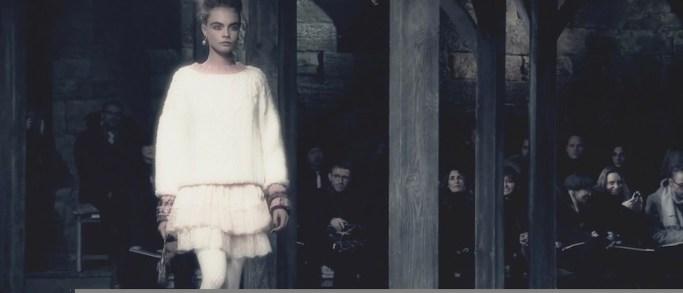 CHANEL EDIMBOURG feat cara delevingne by trevor undi FashionDailyMag