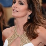 Cindy Crawford in cannes on FashionDailyMag