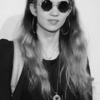 Spotted: GRIMES at the 17th annual Webby awards