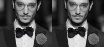 LUCHO JACOB wearing Maison F bowtie | FashionDailyMag for the guys