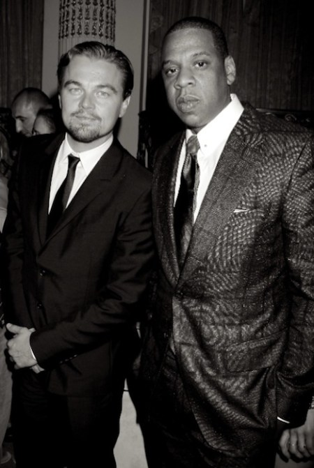 Leonardo DiCaprio, Jay Z and Moet & Chandon celebrate The Great Gatsby