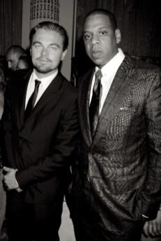 Leonardo DiCaprio, Jay Z and Moet & Chandon celebrate The Great Gatsby