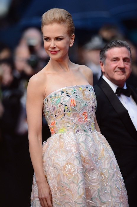 Nicole Kidman Electrolux At Opening Night Of The 66th Annual Cannes Film Festival