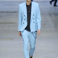 Costume National Homme Spring 2014 Shakes up Suits
