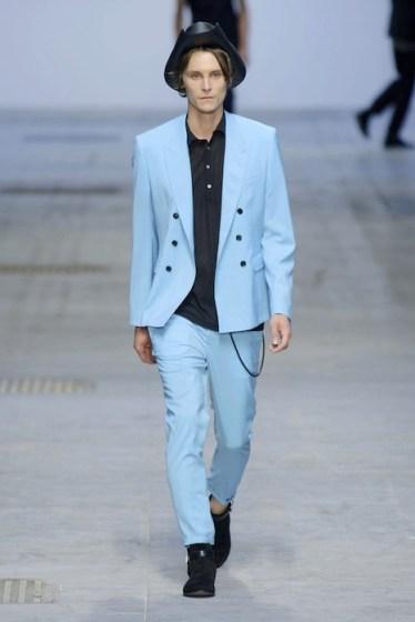 Costume National Homme Spring 2014 Tomek Szczukiecki fashiondailymag selects 9