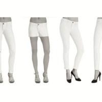 WHITE hot summer jeans