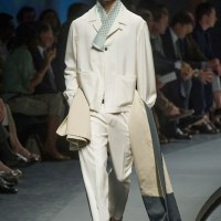 Zegna Spring 2014 Menswear Shapes Carefree Classics