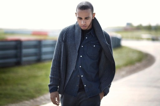 The Look Lewis Hamilton fashiondailymag 2