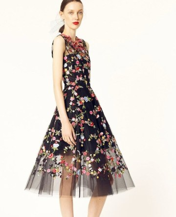 OSCAR DE LA RENT RESORT 2014 details | FashionDailyMag