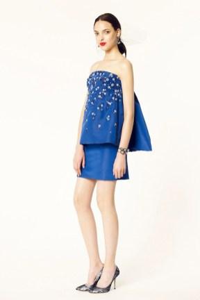Oscar de la Renta Resort 2014 fashiondailymag selects 9