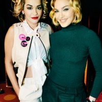 Rita Ora is new face of material girl