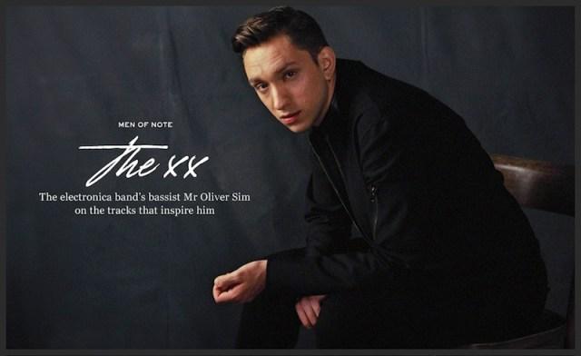 oliver sim | xx | Mrporter on FashionDailyMag