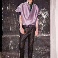 Haider Ackermann Menswear spring 2014