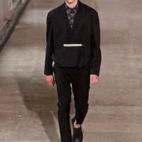 Kris Van Assche menswear spring 2014