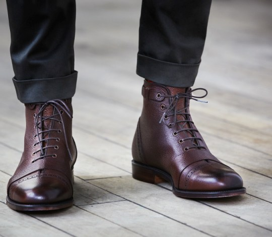 GRENSON X FOOT THE COACHER fashiondailymag sel 5