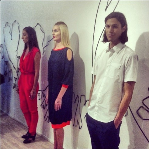 PAOLA HERNANDEZ spring 2014 NYFW fashiondailymag sel 8